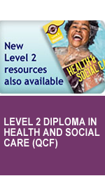 health and social diploma level2 Let us write you a custom essay sample on qcf level 2 health and social care diploma group a: mandatory units knowledge workbook.